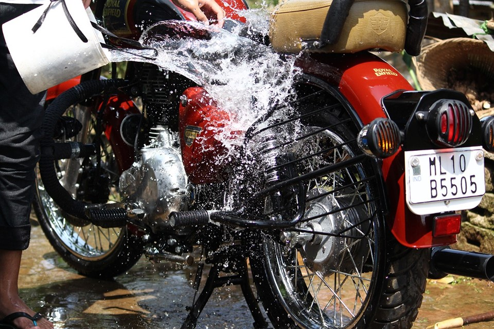 bán đồ nghề rửa xe máy
